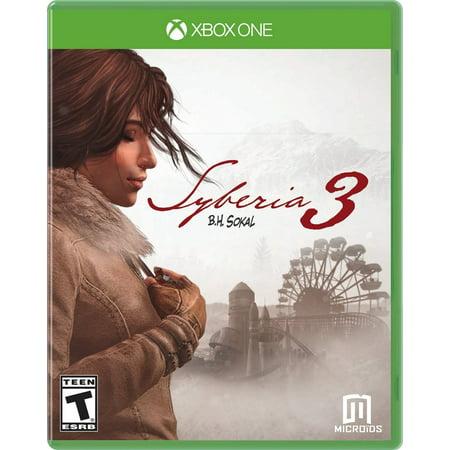 Syberia 3, Ubisoft, Xbox One, 887256028060