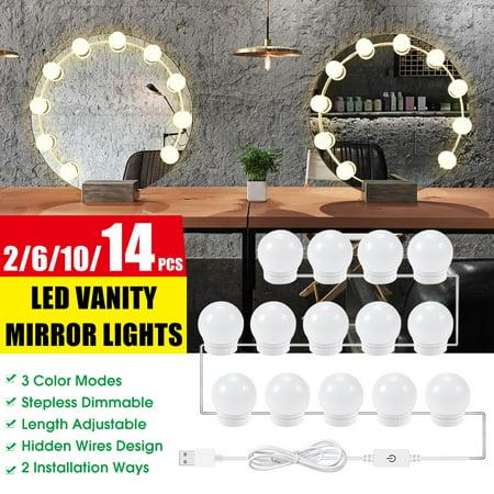 Led Vanity Mirror Makeup Lights Bulbs 3