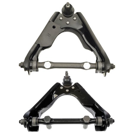 Pair Front Upper Control Arm For Dodge Dakota 2000 2001 2002 2003