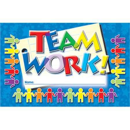 NORTH STAR TEACHER RESOURCE Teamwork! Incentive Punch Cards - image 1 of 1