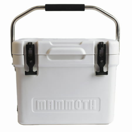Mammoth Cruiser 30 Quart Cooler - White