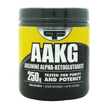PrimaForce AAKG Unflavored - 250 grammes