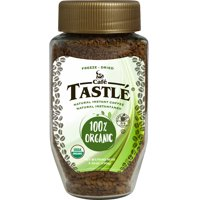Cafe Tastle 100% Organic Instant Coffee, 3.5 oz