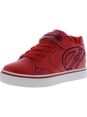 Heelys Vopel X2 Red / Black Ankle-High Nylon Fashion Sneaker - 2M