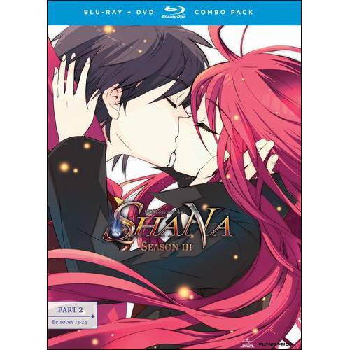 Shakugan No Shana: Season III, Part 2 (Blu-ray   DVD)
