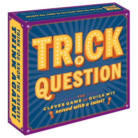 Trick Question: The Clever Game of Quick Wit Served With a Twist! - Halloween Trick Or Treat Game Online