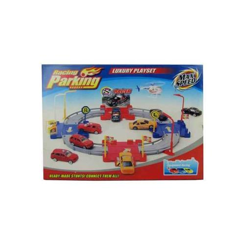 Racing and Parking Play - Set of 2
