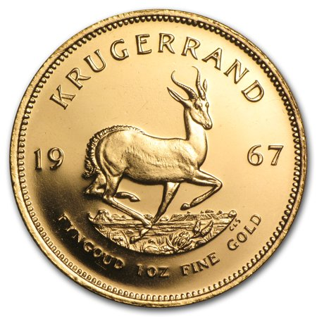 1967 South Africa 1 oz Gold Krugerrand (Food Prices In South Africa In 1967)