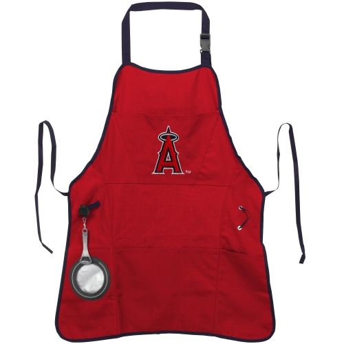 Los Angeles Angels Four-Pocket Apron - No Size