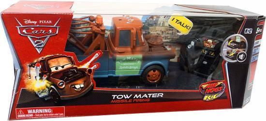 Disney Cars Air Hogs R C Tow Mater Remote Control Car [Missile Firing] by Disney