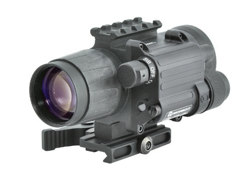 Click here to buy Armasight CO-Mini Ghost MG Night Vision Mini Clip-On System Gen 3 Ghost White P by Armasight.