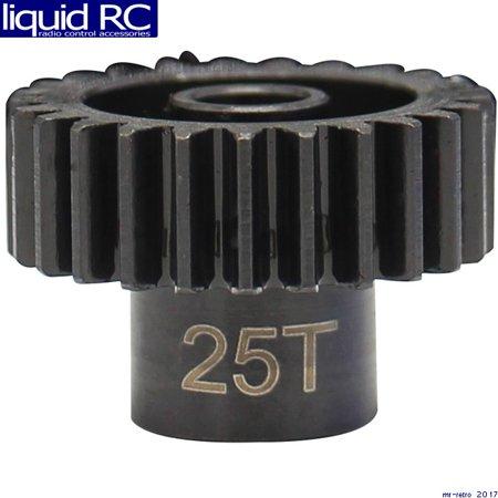Hot Racing NSG225 25t Steel 32p 0.8m Pinion Gear 5mm ()
