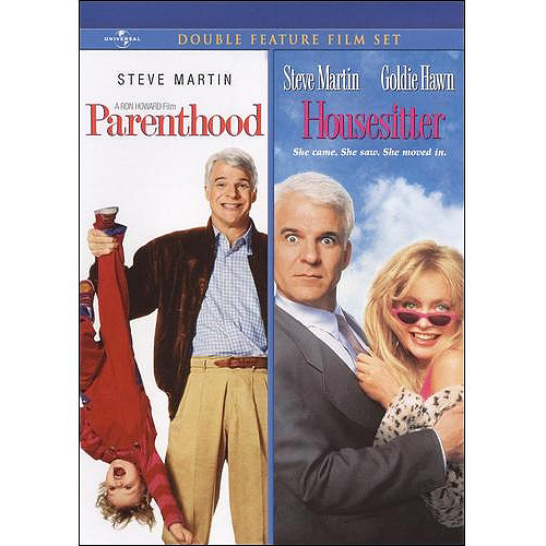 Parenthood / Housesitter (Anamorphic Widescreen)