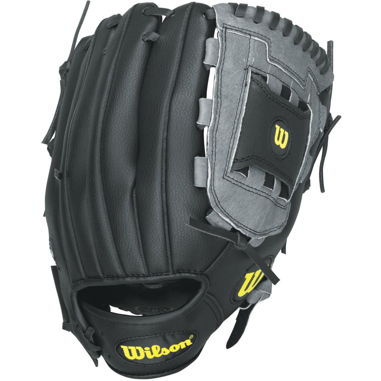 Black Only Sports Gear Wilson A360 Baseball Glove 12 Inch