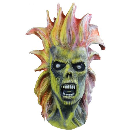Eddie Iron Maiden Halloween Mask (Iron Maiden Eddie Mask Adult Halloween)