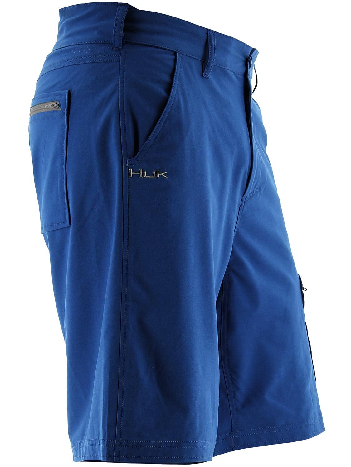 "Huk NXTLVL 10.5"" Short (Dark Blue, Large)"
