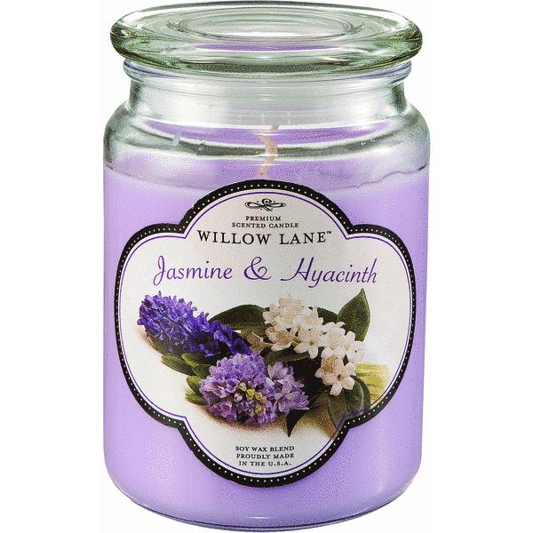 Candle-Lite Willow Lane Jar Candle