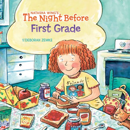 The Night Before First Grade](Halloween Book For First Grade)