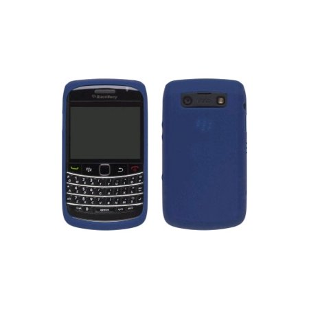 - OEM Blackberry 9700 9780 Rubberized Skin Case - Blue