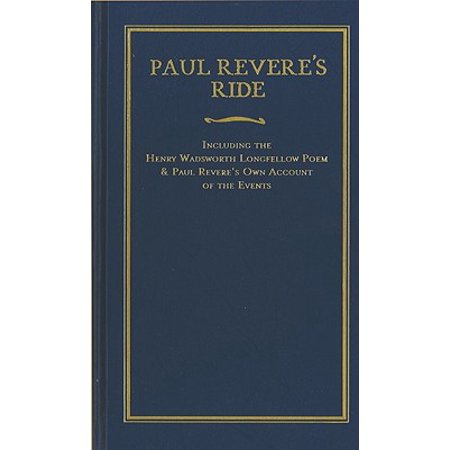 Paul Revere's Ride](Paul Revere As A Child)