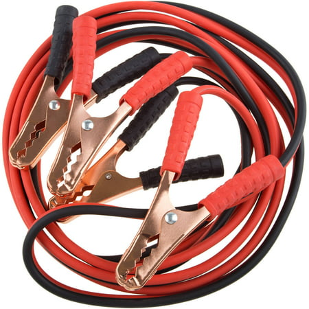 Jumper Cables With Storage Case Stalwart 12 8 Or 10