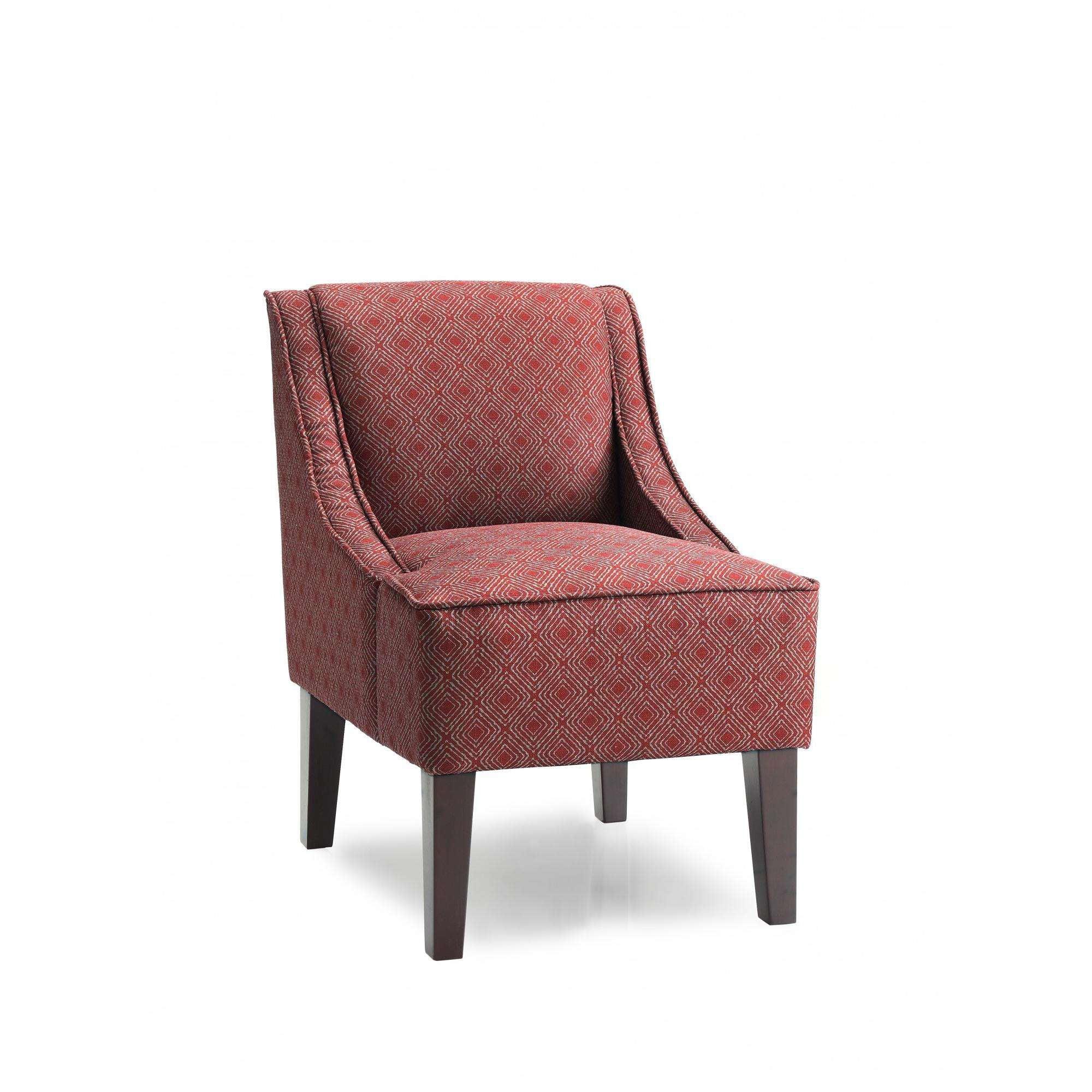 Phoenix Gigi Upholstered Accent Chair Multiple Colors Walmart