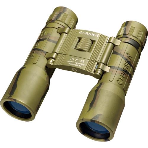 Barska 16 x 32 Lucid View Camouflage Binoculars