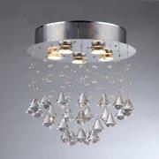 Cerda 5-light Crystal Chandelier