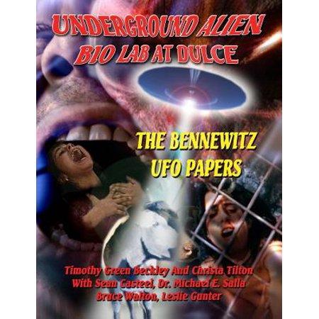Underground Alien Bio Lab At Dulce  The Bennewitz Ufo Papers