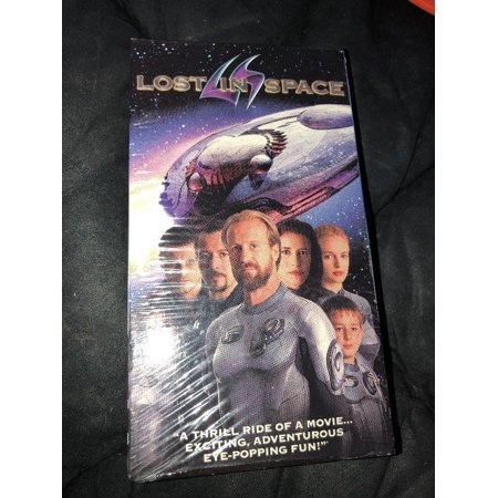 Lost In Space (VHS, 1999) Original Owner - Space Vbs