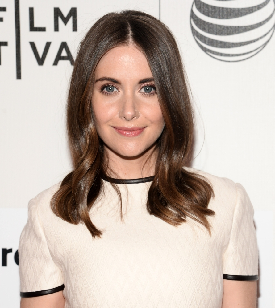 Alison Brie At Arrivals For Sleeping With Other People Premiere At Tribeca Film Festival... by Supplier Generic