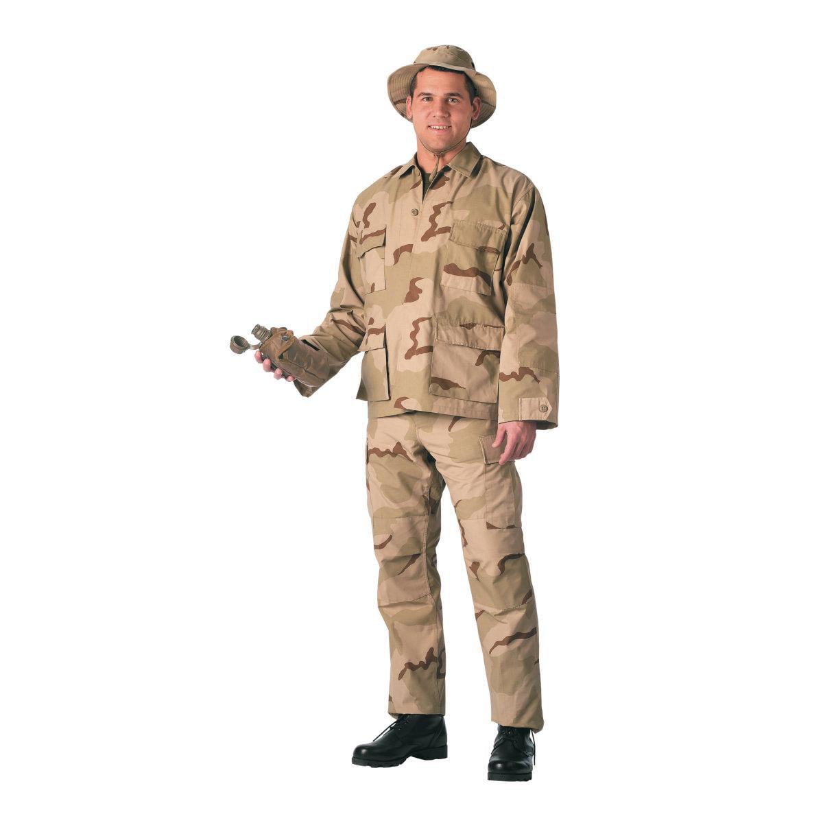 7fd5ed45c57 Tri-Color Desert Camo BDU Pants