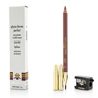 Sisley Phyto Levres Perfect Lipliner with Lip Brush and Sharpener - #3 Rose The --1.2g/0.04oz BY Sisley