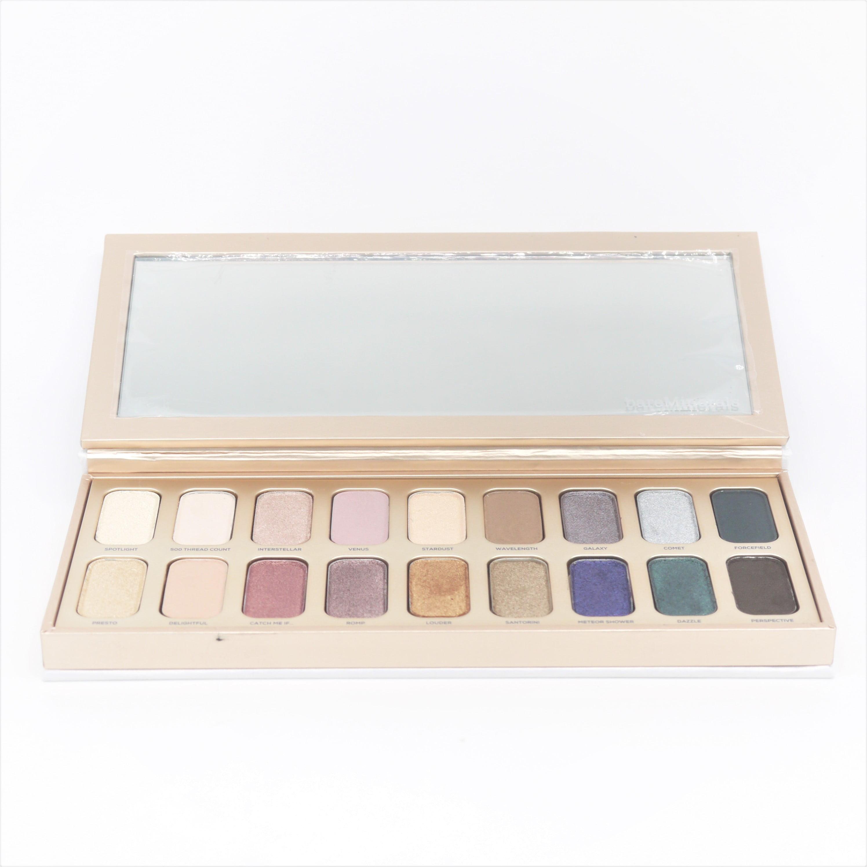 bareMinerals Aurora Lights 18-Shade Gen Nude Eyeshadow Palette