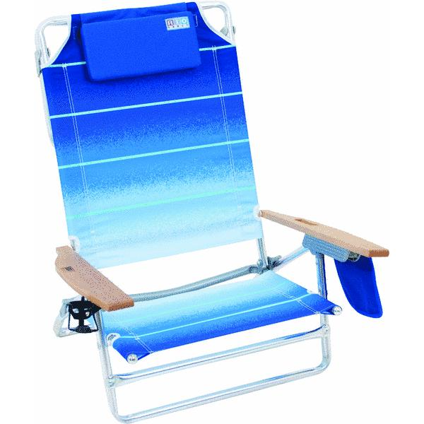 Rio Big Kahuna Beach Chair Rio Brands Big Kahuna Beach Chair - Walmart.com