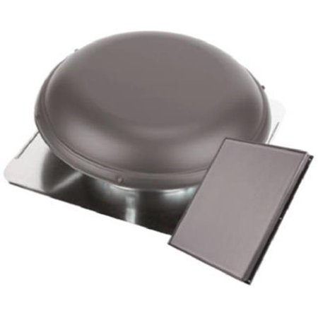 Air Vent 53510 Solar Power Roof-Mount Attic Fan - Quantity 1