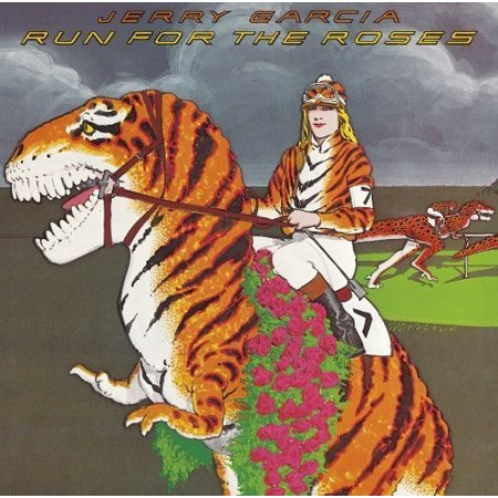 Jerry Garcia - Run For The Roses - Vinyl Jerry Garcia Modern Furniture