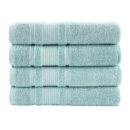 Ottomanson Pure Bath Towel (Set of 4)
