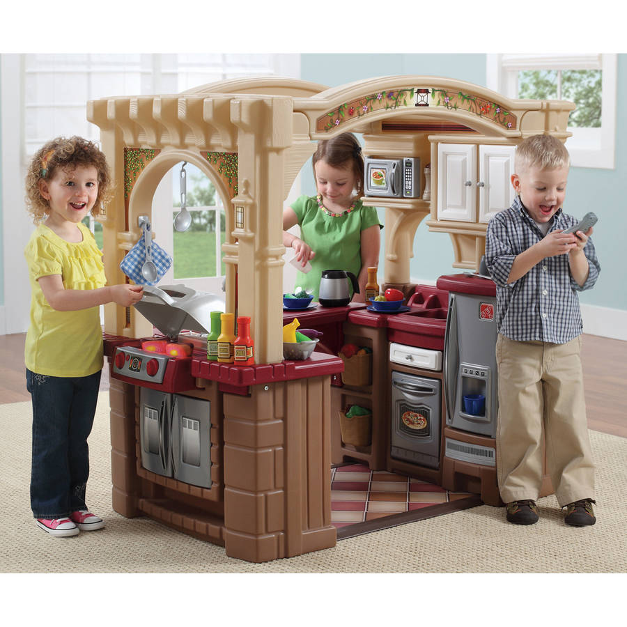 step2 play food assortment with 101 pieces - walmart