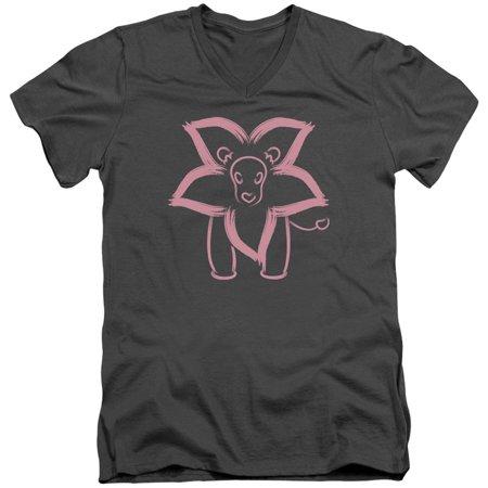 Steven Universe Men's  Lion Slim Fit T-shirt Charcoal](Funny Steven Universe)