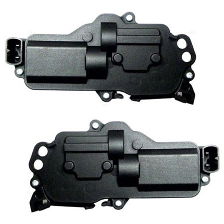 Ford Lock Actuator - Driver and Passenger Door Lock Actuators Replacement for Ford Lincoln Mazda Pickup Truck SUV 1F80-58-360 1F80-58-350