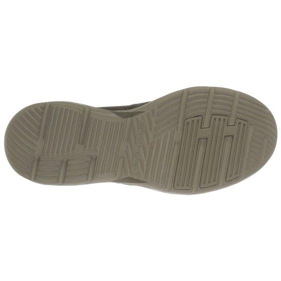 52fb8214ae80 Skechers - 64807 Light Brown Skechers Shoes Men s Canvas Memory Foam Slip On  Comfort Casual - Walmart.com