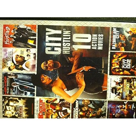 City Hustlin': 10 Action Movies - Windy City Movie