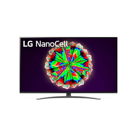 "LG 55"" Class 4K UHD 2160P NanoCell Smart TV with HDR 55NANO81UNA 2020 Model"