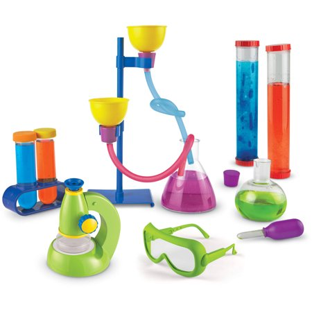 Poster Set Science Lab - Learning Resources Primary Science Deluxe Lab Set