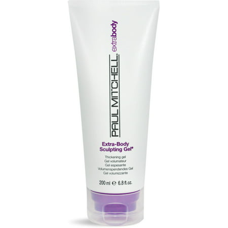 (Paul Mitchell Extra Body Sculpting Gel, 6.8 oz (Pack of 3))