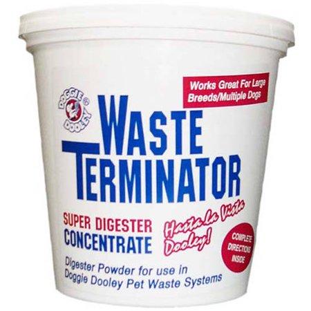Hueter Toledo Waste Terminator, 1 Year