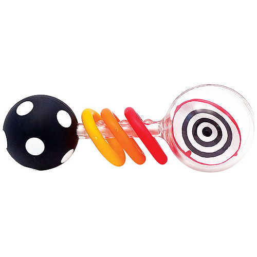 Sassy Spin and Shine Rattle