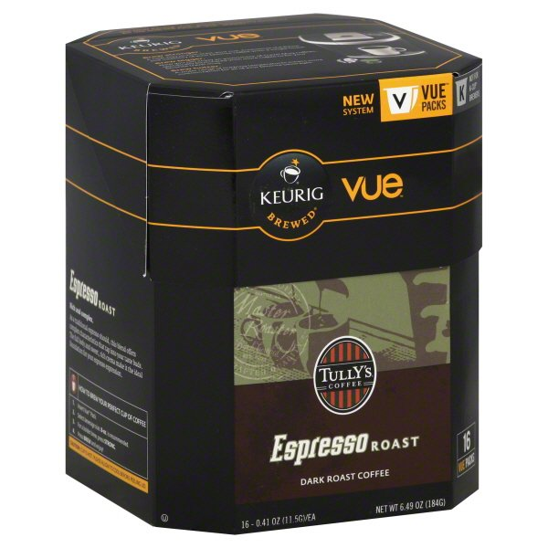 Espresso Roast Vue Pack GMT9313