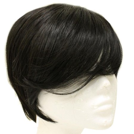 Angled Cut Synthetic Wig by Jessica Simpson Hairdo - R2, Ebony](Crazy Hairdos For Halloween)